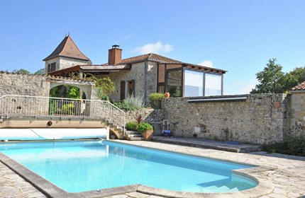 Private holiday homes in France