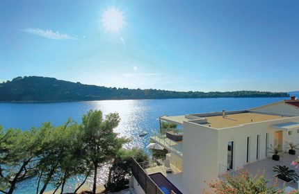 Private holiday homes in Croatia